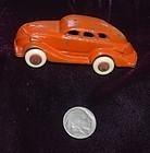 Antique ~ Cast Iron Toy CAR ~ 1940'S