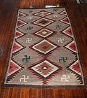 Native American Indian ~ NAVAJO ~ Multi-Color RUG