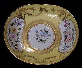 MEISSEN  ~ German Porcelain Platter
