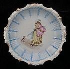 PORCELAIN Plate ~ 1800's