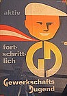 ART DECO ~ German Poster ~ by SCHANOVSKI