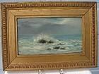 J. P. SELINGER, ROCKY COAST OF ATLANTIC OCEAN
