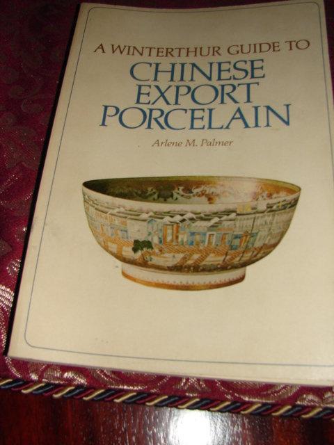 CHINESE EXPORT PORCELAIN,WINTERTHUR