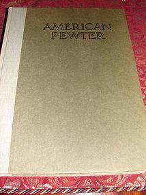 AMERICAN PEWTER, J.B. KERFOOT
