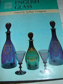 ENGLISH GLASS,SYDNEY CROMPTON