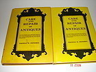 CARE AND REPAIR OF ANTIQUES,T. H. ORMSBEE