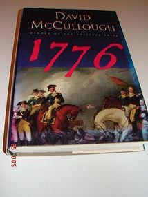 """1776""--DAVID McCULLOUGH"
