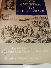 FROM ANTIETAM TO FORT FISHER