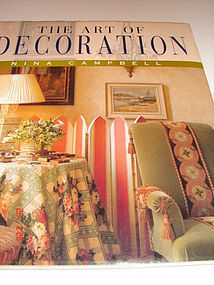 THE ART OF DECORATION, NINA CAMPBELL