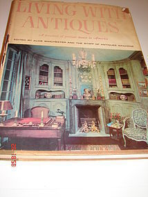 LIVING WITH ANTIQUES,ALICE ANTIQUES