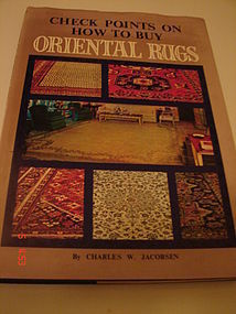 CHECK POINTS ON HOW TO BUY ORIENTAL RUGS,JACOBSON