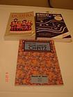 THREE BOOKS-HUMMELS,CHINTZ AND JEWELRY