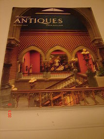 ANTIQUES MAGAZINES FROM DEC. 1982 TO 1997