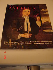 ANTIQUES MAGAZINES FROM JAN. 2006 TO DEC.2006