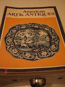 AMERICAN ART & ANTIQUES,TWELVE ISSUES