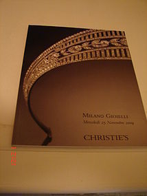 NINE SOTHEBY'S CATALOG NEW YORK