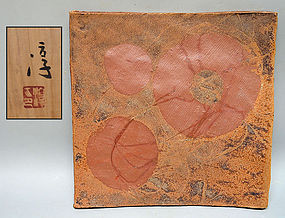 LNT Isezaki Jun Bizen Platter