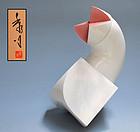 Hayashi Hideyuki Pottery Sculpture, Messenger