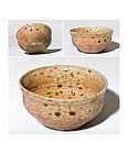 Important Muromachi Iga (or Shigaraki) Chawan 15th century - ex museum