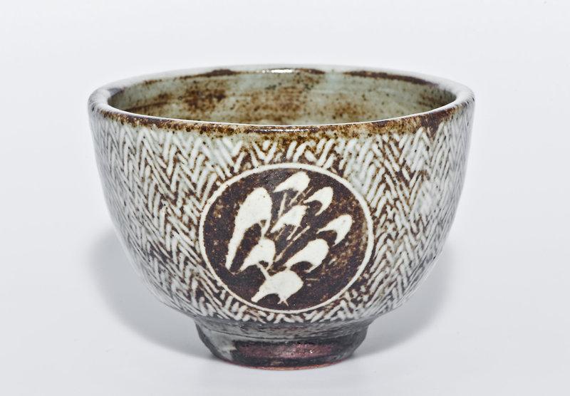 Mint Mashiko Chawan in Museum quality by Shimaoka Tatsuzo