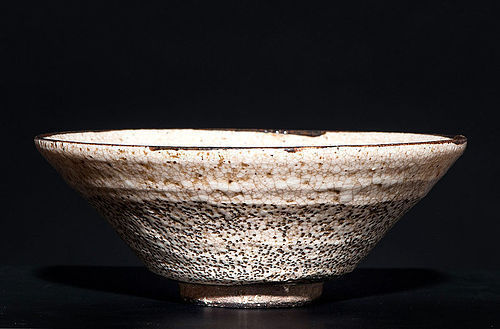 Honde Seto-Karatsu Chawan of early Edo Period - extremely rare