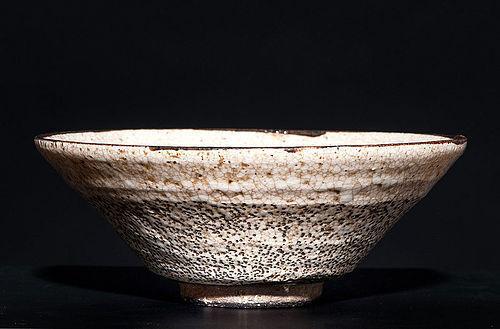 Honde Seto-Karatsu Chawan of early Edo Period - extremely rare