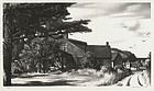 "Stow Wengenroth, Lithograph, ""The Captain's House"", 1945"