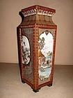 Japanese Large Satsuma/Kutani Porcelain Vase, Signed