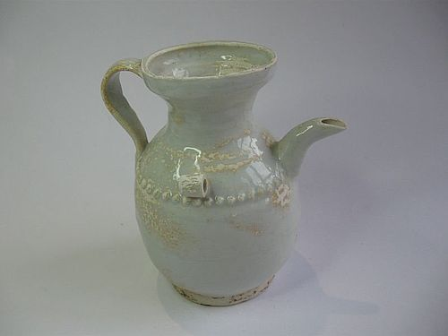 Chinese Qingbai Ewer, Song Period