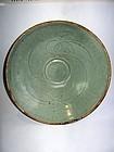 Chinese Qingbai Celadon Sgraffito Bowl, Song