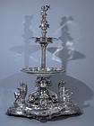 Monumental English Silver Centerpiece Stephen Smith