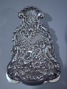 Reed & Barton Sterling Silver Paper Clip C 1900