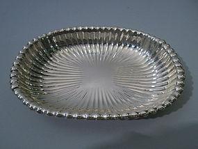 Gorham Modern Sterling Silver Soap Dish 1944
