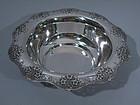 Tiffany Sterling Silver Bowl C 1910