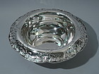 Antique Tiffany Sterling Silver Bowl
