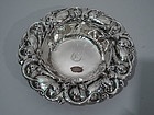 Whiting Sterling Silver Bowl C 1890