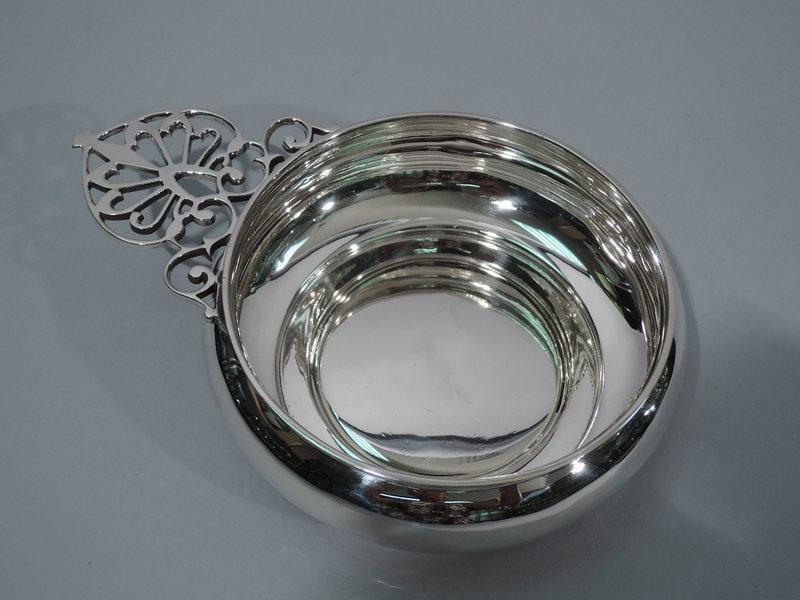 Antique Sterling Silver Porringer by Goodnow & Jenks of Boston