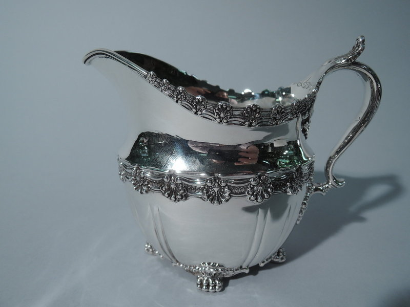 Antique Tiffany Sterling Silver Creamer