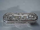 Gorham Antique Sterling Silver Trinket Box 1898