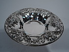 Pretty Antique Sterling Silver Bowl by Kirk of Baltimore C 1910
