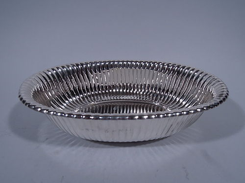 Reed & Barton Modern Sterling Silver Bowl 1948
