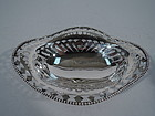 American Art Deco Sterling Silver Bowl