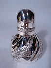 Antique Tiffany Sterling Silver Tea Caddy