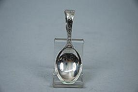 Antique American Silver Baby Spoon Circa 1900