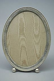 American Silver Picture Frame Gorham 1923