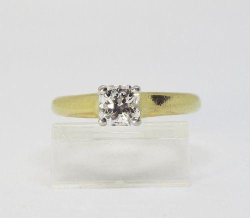 Tiffany & Co. Lucida Diamond Engagement Ring