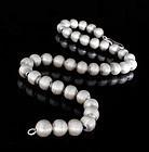 classy Sigi Pineda mod Mexican silver pearls Necklace