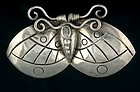 "William SPRATLING Silver ""Butterfly"" Brooch"