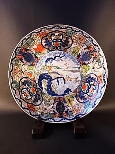 Japanese Late 19th Century IMARI Charger