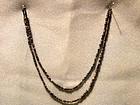 Anasazi Soap stone Bead Necklace cir 1250 ad